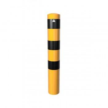 Stahlrohrpoller Ø 152 x 3,2 mm zum einbetonieren Werkschutz