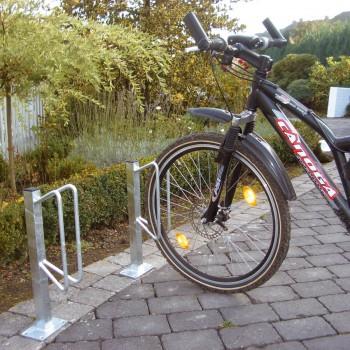 Einzelparker für Dübelbefestigung