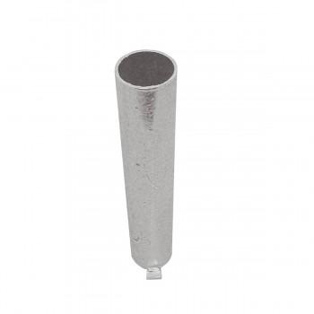 Bodenhülse für abschließbare Rundpfosten 60 mm Durchmesser
