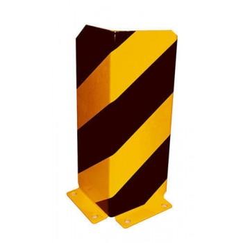 Anfahrschutzwinkel Schutzwinkel Rammschutz gelb schwarz Werkschutz Höhe 800 mm