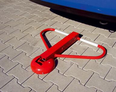 Parkplatzschutz